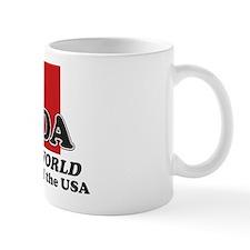 Oh, Canada... Small Mugs