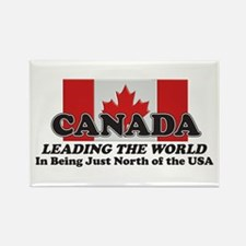 Oh, Canada... Rectangle Magnet