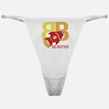 Rocket Ship Big Brother Classic Thong