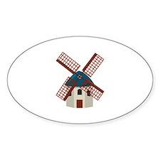 Windmill Stickers