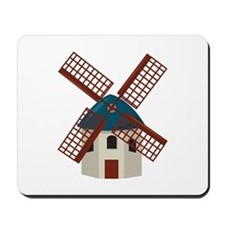 Windmill Mousepad