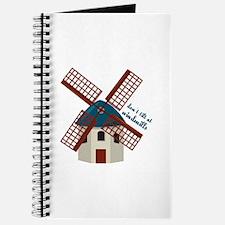 Tilt At Windmills Journal