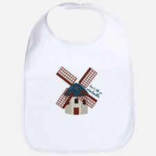 Tilt At Windmills Bib