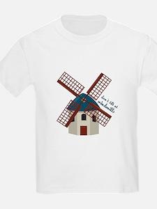 Tilt At Windmills T-Shirt