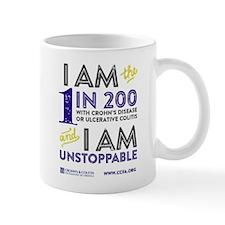 """Unstoppable"" Mugs"