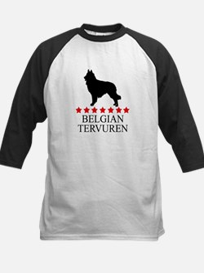 Belgian Tervureb (red stars) Tee