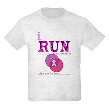 Unique I run because T-Shirt