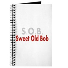 SOB Sweet Old Bob Journal