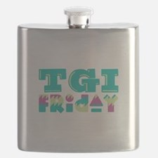 TGI Friday Flask