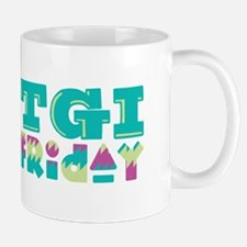 TGI Friday Mugs