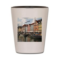 Scenic Copenhagen Shot Glass