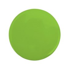 """Spring Green Solid Color 3.5"""" Button (100 pack)"""