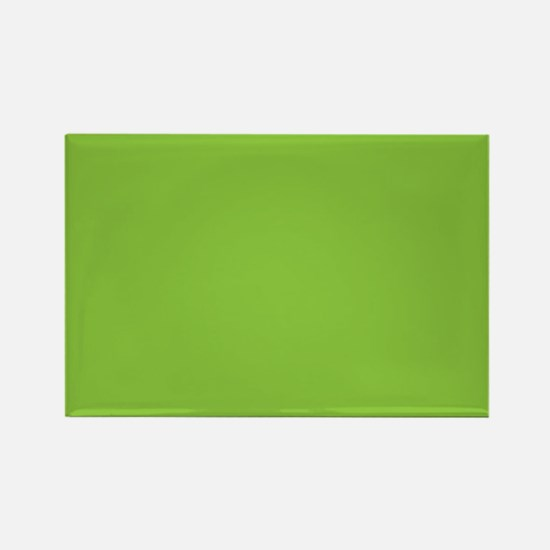 Spring Green Solid Color Magnets