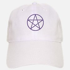 Purple Pentagram Baseball Cap