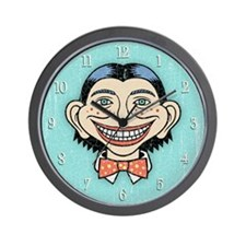 Billy Stachehands Wall Clock