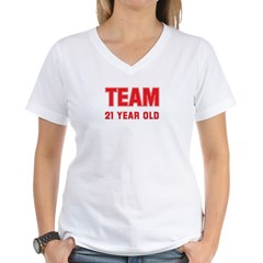 Team 21 YEAR OLD Shirt