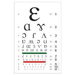 IPA Eye Chart (23