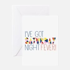 Saturday Night Fever Greeting Cards