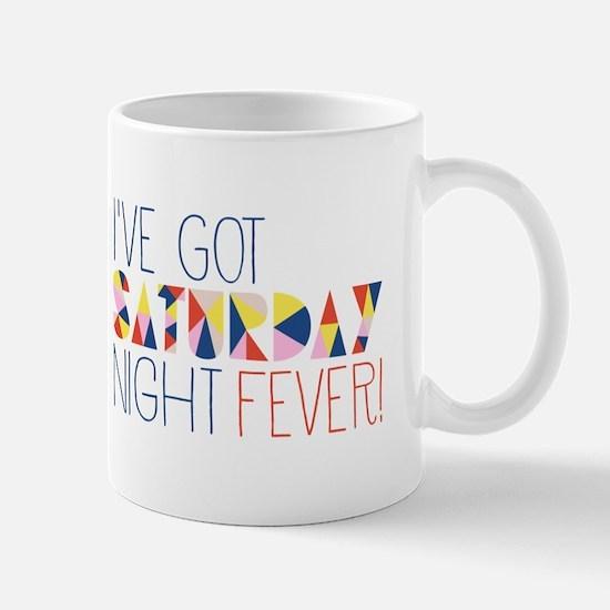 Saturday Night Fever Mugs