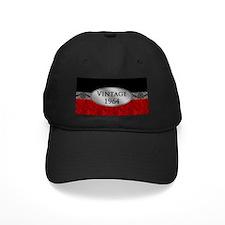 Fancy 1964 Birth Year Baseball Cap