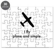 Plane and Simple 1407042 Puzzle