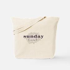 Sunday Brunch Tote Bag