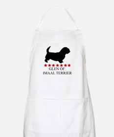 Glen Of Imaal Terrier (red st BBQ Apron