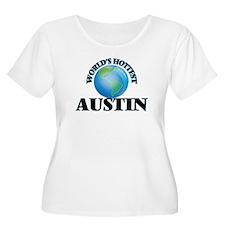 World's Hottest Austin Plus Size T-Shirt