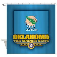 Oklahoma (v15) Shower Curtain