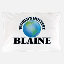 World's Hottest Blaine Pillow Case