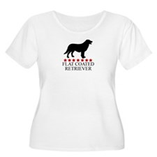 Flat Coated Retriever (red st T-Shirt