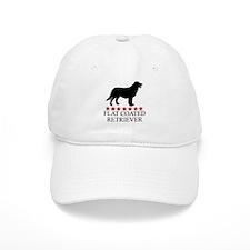 Flat Coated Retriever (red st Baseball Cap