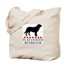 Flat Coated Retriever (red st Tote Bag