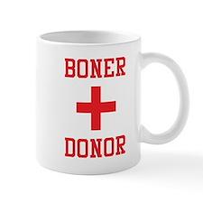 Boner Donor Mugs