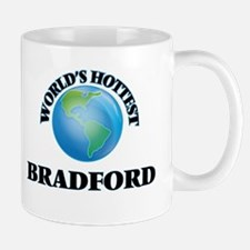 World's Hottest Bradford Mugs