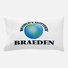 World's Hottest Braeden Pillow Case