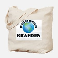 World's Hottest Braeden Tote Bag