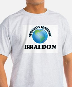 World's Hottest Braedon T-Shirt