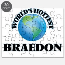 World's Hottest Braedon Puzzle