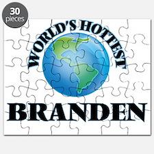 World's Hottest Branden Puzzle