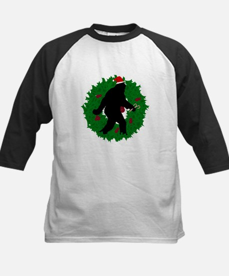 Gone Christmas Squatchin' Baseball Jersey