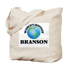 World's Hottest Branson Tote Bag