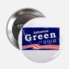 Green for Mayor Button