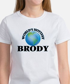 World's Hottest Brody T-Shirt