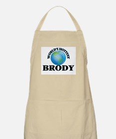 World's Hottest Brody Apron