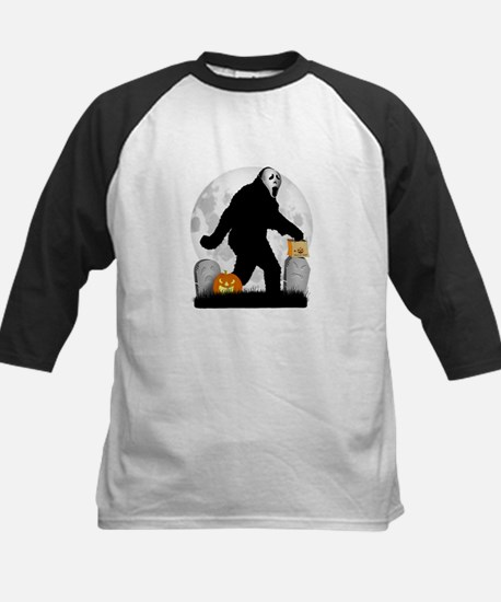 Gone Halloween Squatchin' Baseball Jersey