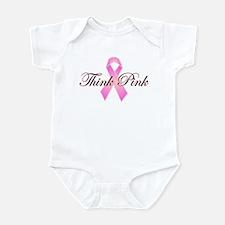 Think Pink Infant Bodysuit