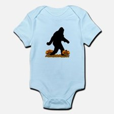 Gone Thanksgiving Squatchin' Body Suit
