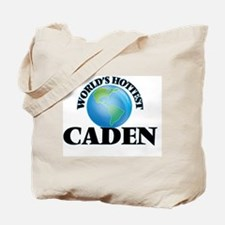 World's Hottest Caden Tote Bag