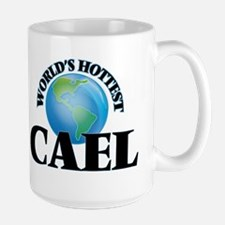 World's Hottest Cael Mugs